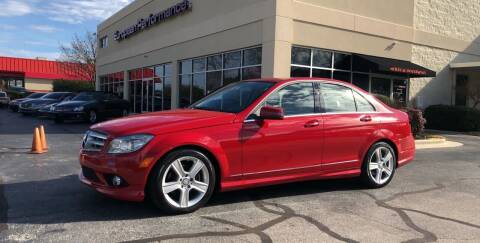 2010 Mercedes-Benz C-Class for sale at European Performance in Raleigh NC
