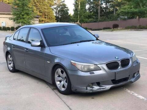 2004 BMW 5 Series for sale at Two Brothers Auto Sales in Loganville GA