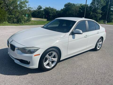 2013 BMW 3 Series for sale at Central Motor Company in Austin TX