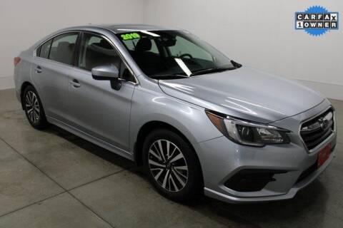 2019 Subaru Legacy for sale at Bob Clapper Automotive, Inc in Janesville WI