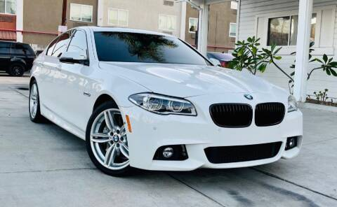 2014 BMW 5 Series for sale at Pro Motorcars in Anaheim CA