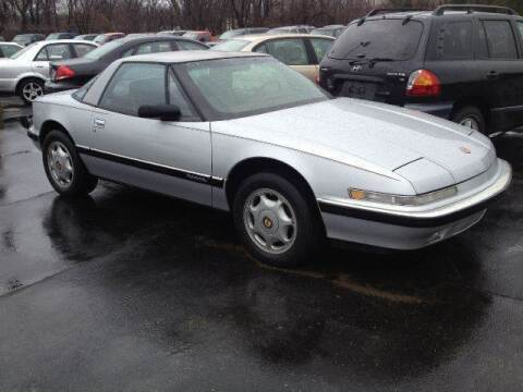 1990 Buick Reatta for sale at All State Auto Sales, INC in Kentwood MI