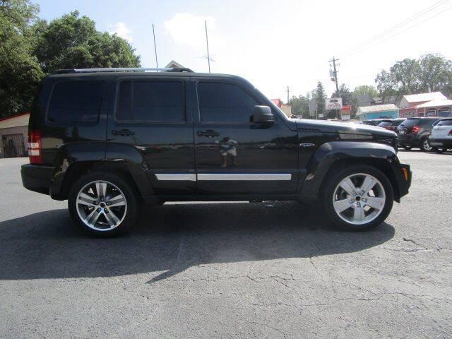 2012 Jeep Liberty 4x2 Jet Edition 4dr SUV - Gainesville GA