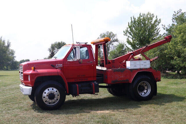 1987 Ford F-700 for sale at Signature Truck Center in Crystal Lake IL