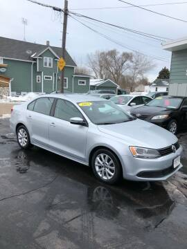 2011 Volkswagen Jetta for sale at SHEFFIELD MOTORS INC in Kenosha WI
