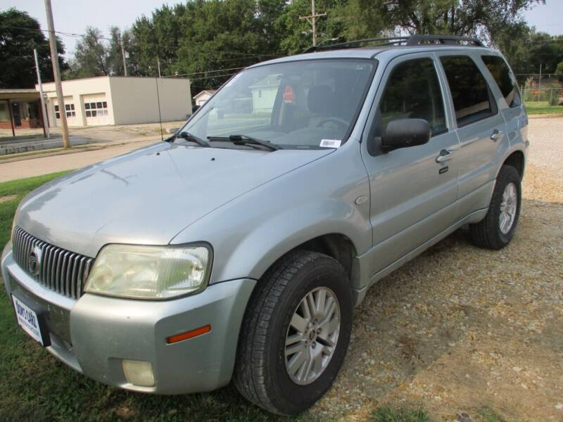 2006 Mercury Mariner for sale at Dons Carz in Topeka KS