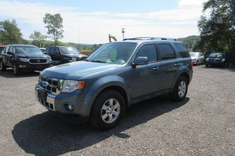 2012 Ford Escape for sale at Clearwater Motor Car in Jamestown NY
