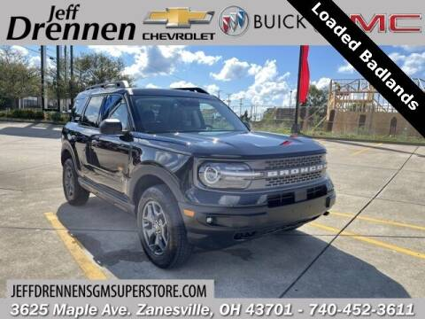2021 Ford Bronco Sport for sale at Jeff Drennen GM Superstore in Zanesville OH