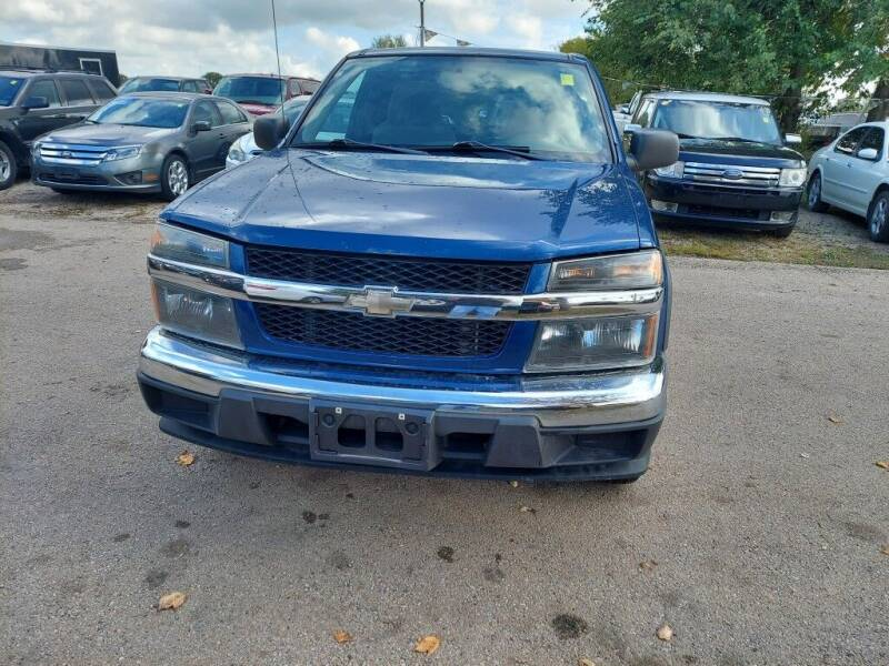 2005 Chevrolet Colorado for sale at Car Connection in Yorkville IL