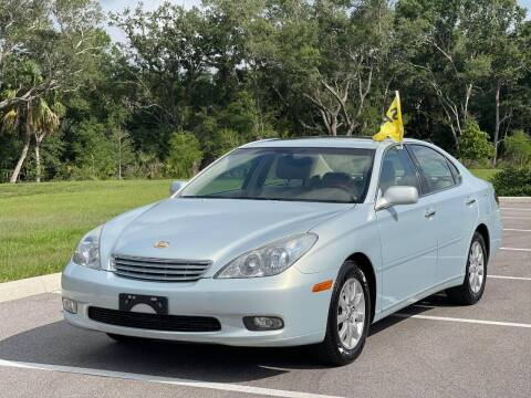 2004 Lexus ES 330 for sale at GENESIS AUTO SALES in Port Charlotte FL