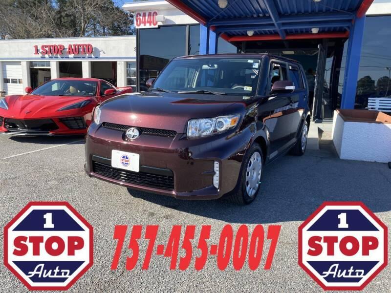 2015 Scion xB for sale at 1 Stop Auto in Norfolk VA
