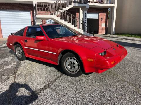 1986 Nissan 300ZX for sale at Florida Cool Cars in Fort Lauderdale FL