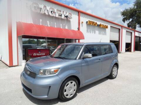 2010 Scion xB for sale at Gagel's Auto Sales in Gibsonton FL