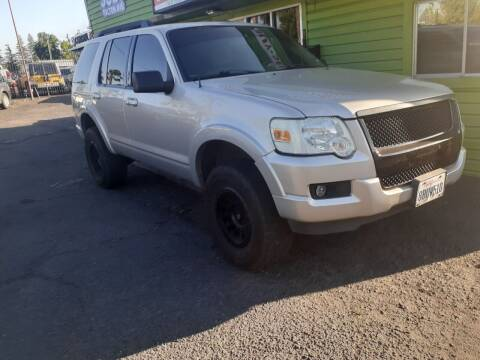 2008 Ford Explorer for sale at Amazing Choice Autos in Sacramento CA
