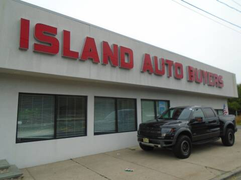2014 Ford F-150 for sale at Island Auto Buyers in West Babylon NY