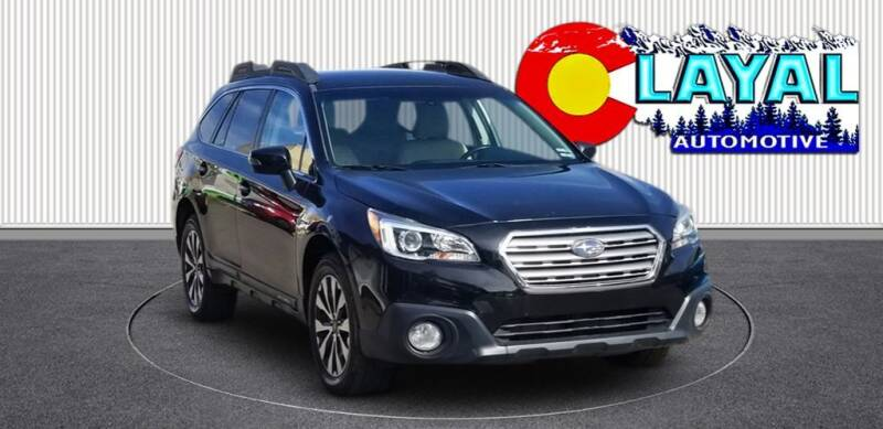 2015 Subaru Outback for sale at Layal Automotive in Englewood CO