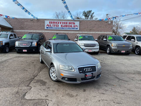 2006 Audi A6 for sale at Brothers Auto Group in Youngstown OH