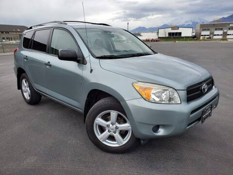 2006 Toyota RAV4 for sale at FRESH TREAD AUTO LLC in Springville UT