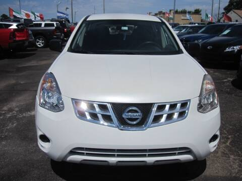 2011 Nissan Rogue for sale at T & D Motor Company in Bethany OK