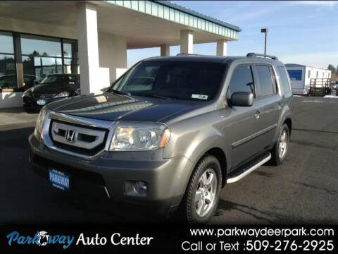2009 Honda Pilot for sale at PARKWAY AUTO CENTER AND RV in Deer Park WA