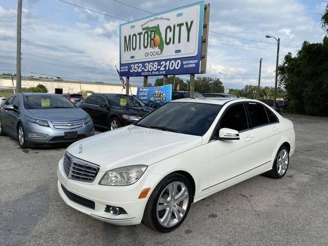 2010 Mercedes-Benz C-Class for sale in Ocala, FL
