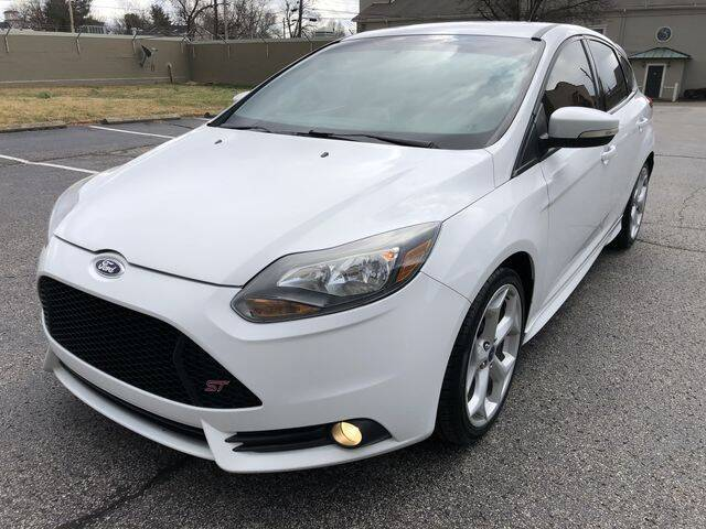 2014 Ford Focus for sale at Falls City Motorsports in Louisville KY