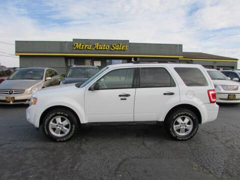 2011 Ford Escape for sale at MIRA AUTO SALES in Cincinnati OH