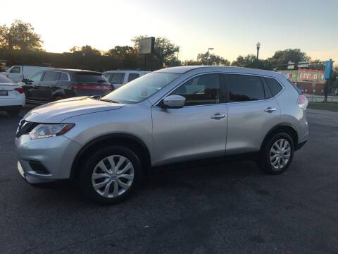 2014 Nissan Rogue for sale at BWK of Columbia in Columbia SC