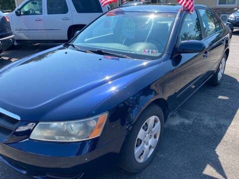 2007 Hyundai Sonata for sale at Primary Motors Inc in Commack NY