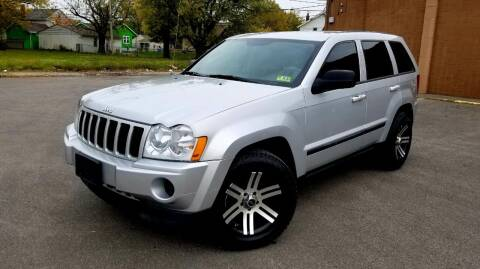 2007 Jeep Grand Cherokee for sale at Cleveland Avenue Autoworks in Columbus OH
