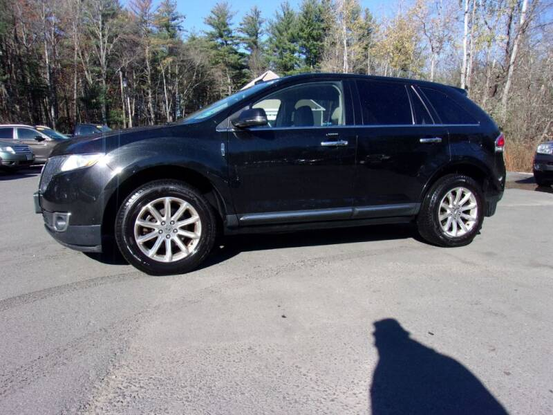 2013 Lincoln MKX for sale at Mark's Discount Truck & Auto Sales in Londonderry NH