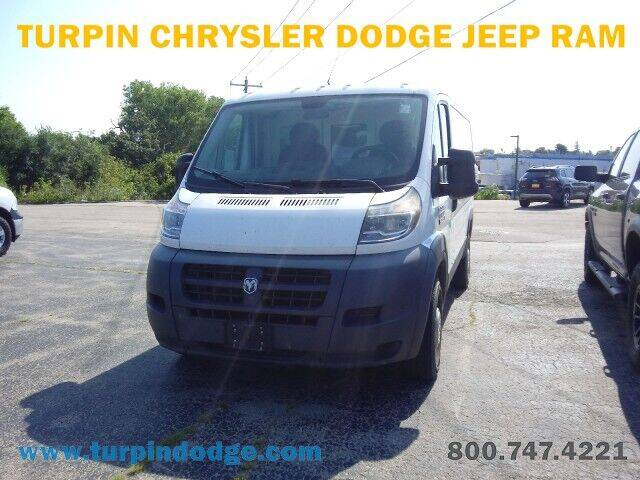 2014 RAM ProMaster Cargo for sale at Turpin Dodge Chrysler Jeep Ram in Dubuque IA