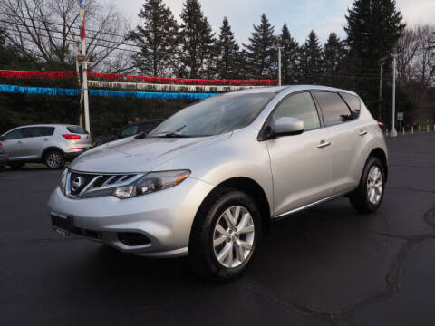 2013 Nissan Murano for sale at Patriot Motors in Cortland OH