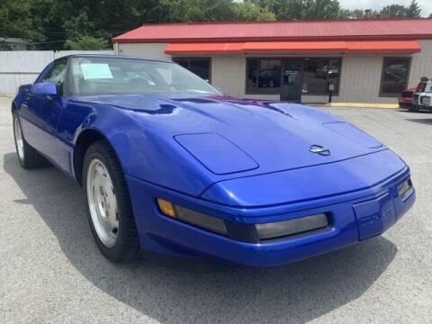 1995 Chevrolet Corvette for sale at CON ALVARO ¡TODOS CALIFICAN!™ in Columbia TN