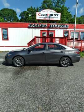 2017 Toyota Camry for sale at CARFIRST ABERDEEN in Aberdeen MD