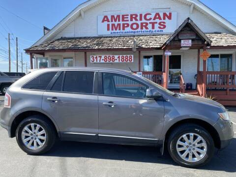 2010 Ford Edge for sale at American Imports INC in Indianapolis IN