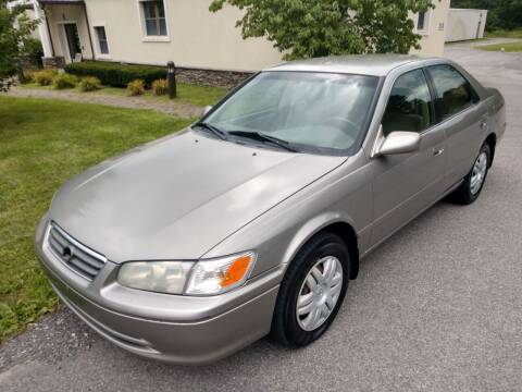 2001 Toyota Camry for sale at Wallet Wise Wheels in Montgomery NY