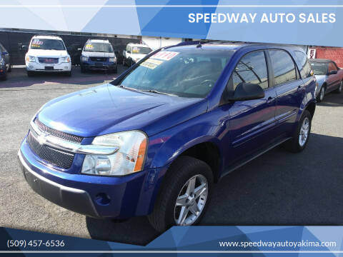 2005 Chevrolet Equinox for sale at Speedway Auto Sales in Yakima WA