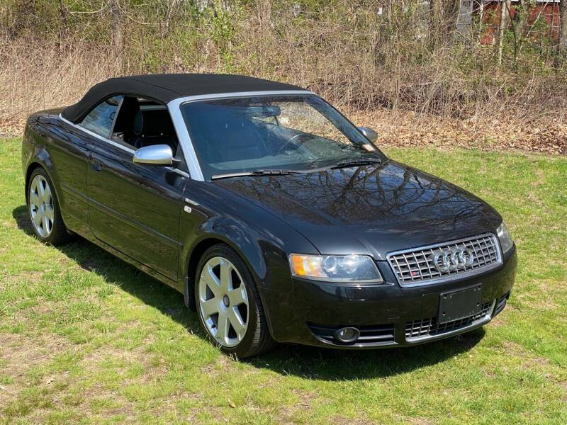 2004 Audi S4 for sale at Choice Motor Car in Plainville CT