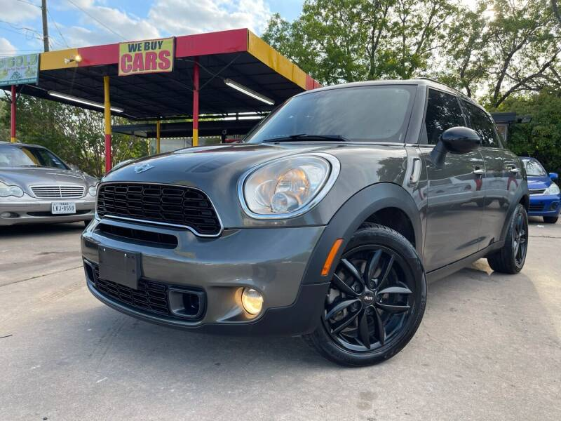 2012 MINI Cooper Countryman for sale at Cash Car Outlet in Mckinney TX
