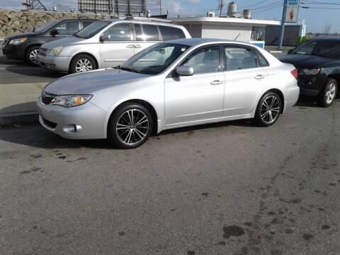 2009 Subaru Impreza for sale at Nelsons Auto Specialists in New Bedford MA