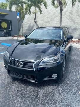 2015 Lexus GS 350 for sale at YOUR BEST DRIVE in Oakland Park FL