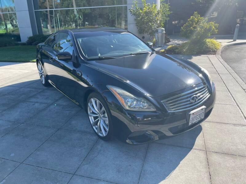 2010 Infiniti G37 Coupe for sale at Top Motors in San Jose CA
