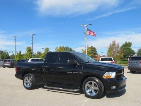2012 RAM Ram Pickup 1500 for sale at Terry Lee Hyundai in Noblesville IN