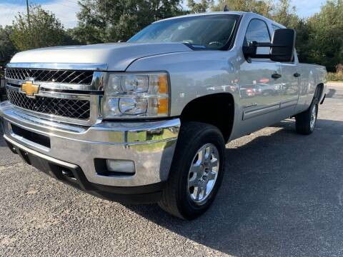 2011 Chevrolet Silverado 3500HD for sale at Gator Truck Center of Ocala in Ocala FL