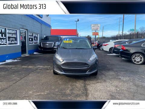 2017 Ford Fiesta for sale at Global Motors 313 in Detroit MI