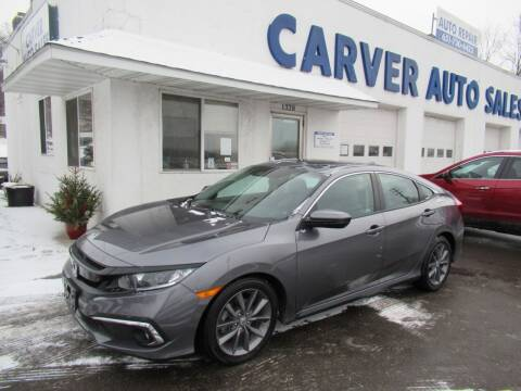 2019 Honda Civic for sale at Carver Auto Sales in Saint Paul MN