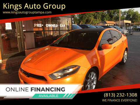 2013 Dodge Dart for sale at Kings Auto Group in Tampa FL