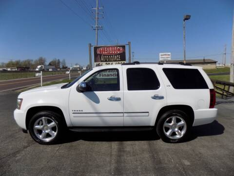2010 Chevrolet Tahoe for sale at MYLENBUSCH AUTO SOURCE in O` Fallon MO