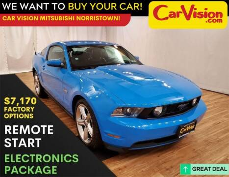 2012 Ford Mustang for sale at Car Vision Mitsubishi Norristown in Trooper PA